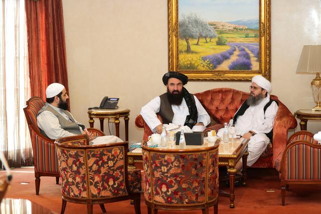 """塔利班称愿与国际社会""""积极""""交往 全球新闻风头榜 第6张"""
