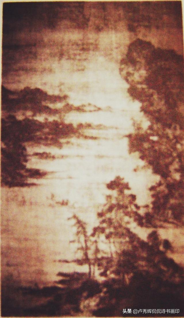 姓郭的名人,郭纯行伍出身,因贵人相推,宠于四代君王,为明画院早期代表人物