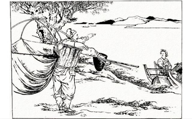 民间故事:爷爷淹死三天爬上岸,孙女出嫁时,他变成蛟龙飞上天