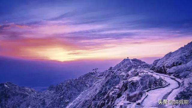 日落黄昏的唯美句子,夕阳无限好,日落黄昏这里最美!