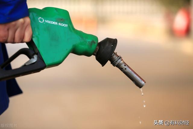 原油3连跌,为何国内油价上调?全国加油站的柴油、汽油今日价格