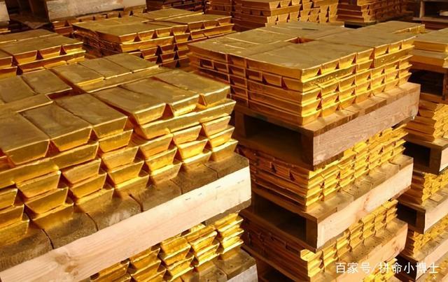 这轮困境至今,英国印的钞早已等同于全世界的金子总量!