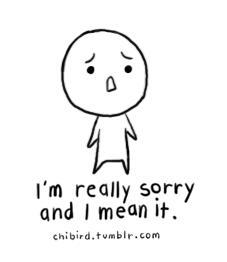 """道歉短句,比""""I'm sorry""""更好用的道歉方式,让你的口语听起来礼貌又地道"""