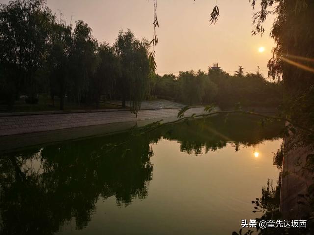 描写夕阳的诗,入秋,清茶一杯赏晚霞(诗六首)