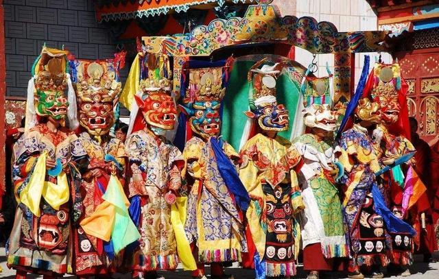 藏族节日,2019年的法定假期都过完了,别忧伤,藏历新年走一波
