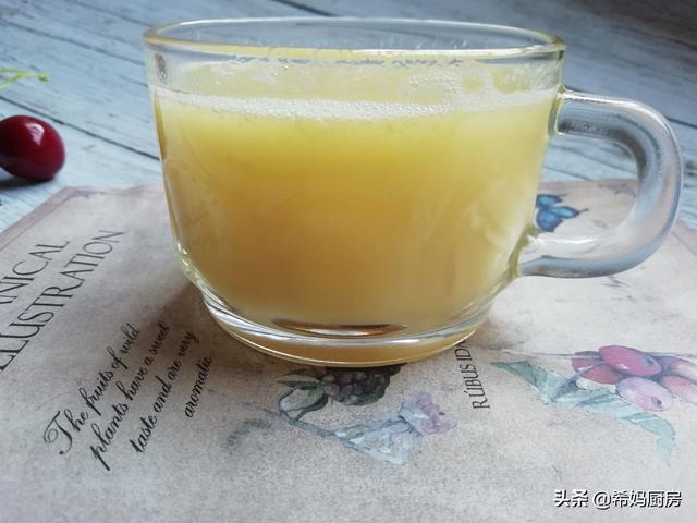 玉米汁的做法,打玉米汁只加水难怪不好喝,4种配方推荐,打出香浓好喝玉米汁