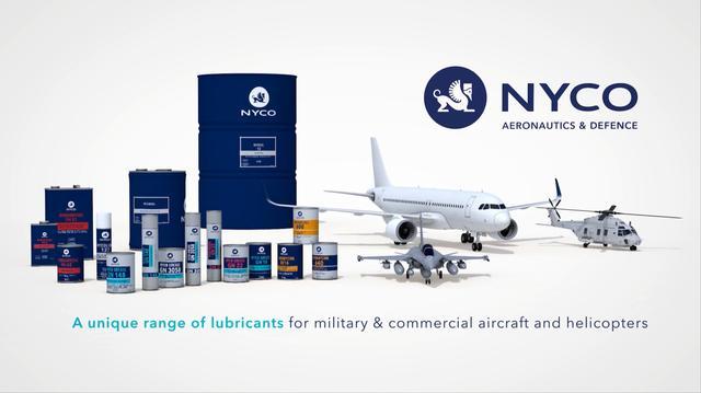 ny是什么牌子,空客御用滑油厂:Nyco航空润滑油系列解析