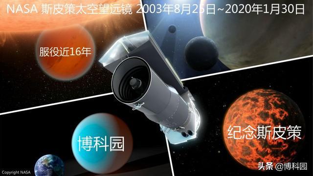 宇宙图片,壮美的33张宇宙图!16年了,斯皮策太空望远镜将于1月30日退役