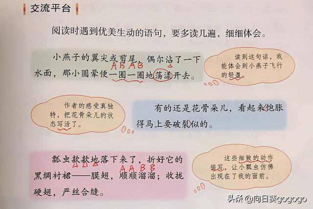 提手旁的字有哪些,三年级语文下册:《园地一》掌握优美词语分析方法+形声字规律