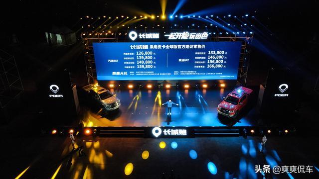 长城炮全球版正式上市,售价12.68万元起 全球新闻风头榜 第1张