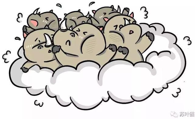 解禁漫画,犀牛角解禁!是对是错?丨苏叶猫番外篇