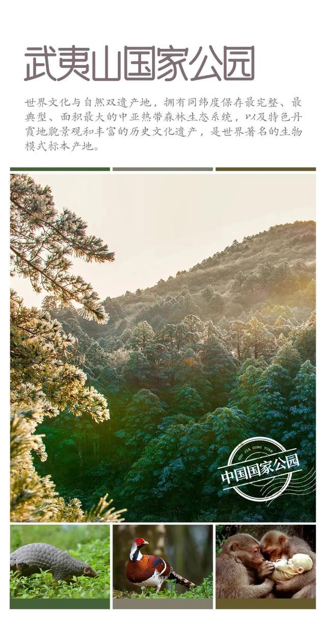 第一批国家公园名单公布 全球新闻风头榜 第5张
