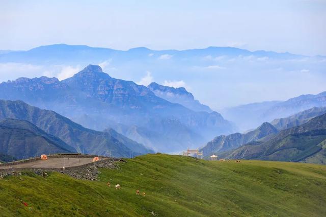 五台山景区,五台山,此生必走一次的朝圣之路