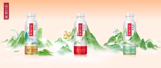 """云茶的品种,银鹭布局无糖茶,全新品牌""""山云茶画""""掀起茶饮新潮流"""