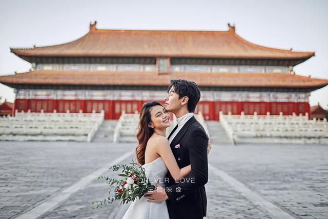 婚纱的寓意,拍婚纱照有什么意义?