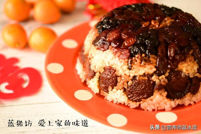 八宝饭怎么做,春节必有的八宝饭,香甜软糯,详细步骤分解,一学就会