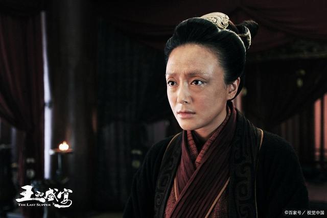 吕后简介,吕雉,从清纯少女到残暴女王的蜕变