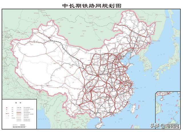 2021年各省城区铁路线重点项目明细表