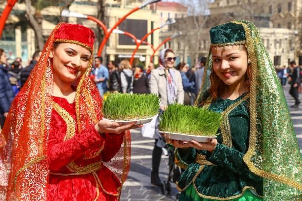 节日,春季伊始,走近里海沿岸最盛大节日——诺鲁孜节