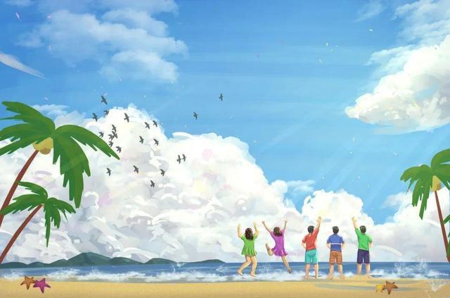 夏天描写的句子,描写夏天的好词、好句、好段、好诗,为孩子收藏下来吧