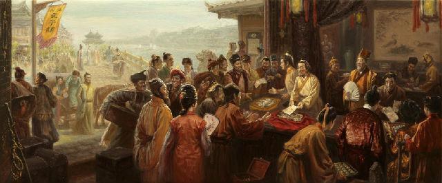 名人的故事,诸葛亮、张咏、丁宝桢……治蜀名臣的动人故事