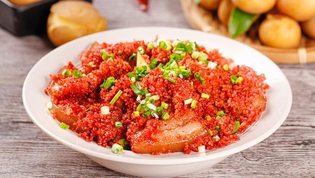 米粉肉的做法,粉蒸肉的3种家常做法,入口即化,肥而不腻,比饭店大厨做得还香