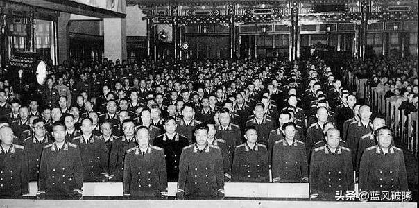 姓尹的名人,55年应授中将,实际授予大校,16军军长尹先炳做错了什么?