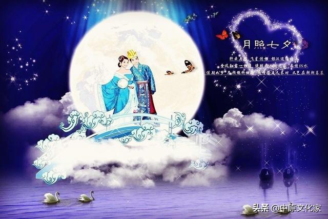 七夕节有哪些风俗,古人除了拜七姐、斗巧与吃巧食外等,过七夕节还有哪些风俗