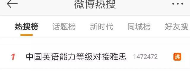雅思视频,中国英语能力等级对接雅思,四级对应4.5分!新考试也将来了