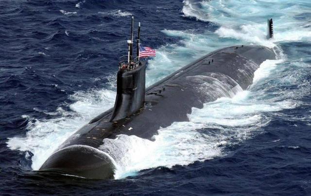 中国渔民没捞着的美军间谍设备,被美潜艇给撞了?专家:自作自受 全球新闻风头榜 第4张