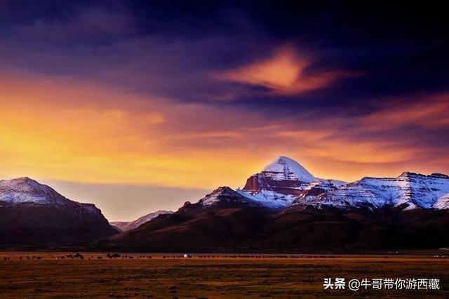 西藏旅游景点,西藏老司机推荐的20个必去景点,去过一半算及格,你去过几个了?