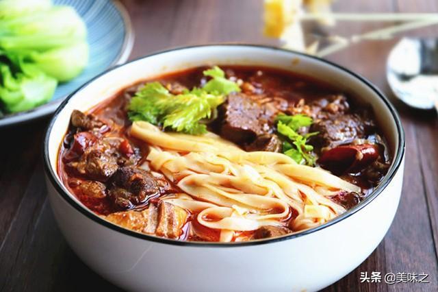 汤面条怎么做,16种家常汤面的做法,简单好吃又营养,不用去面馆买了