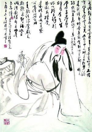 五句的诗,李白最经典的9首五律,逸气凌云,天然秀丽
