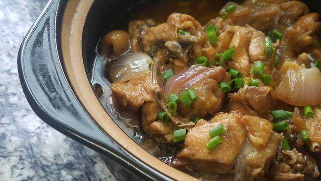 鸡肉怎么做,鸡肉的家常做法,简单美味又下饭,一锅还不够吃的,太香了