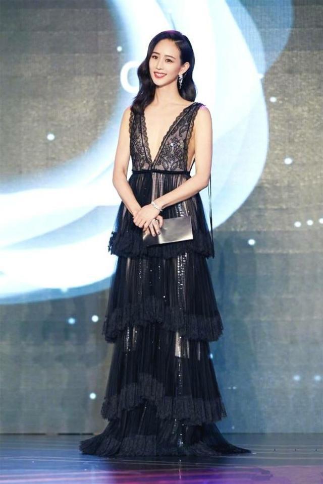 张钧甯图片,同样是穿蛋糕裙,张钧甯的高贵 范冰冰的霸气 郑爽的甜美