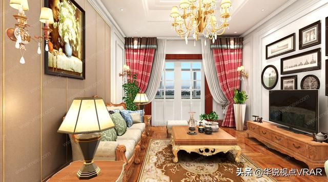 vr全景看房,VR全景展示,让购房者远程线上看房