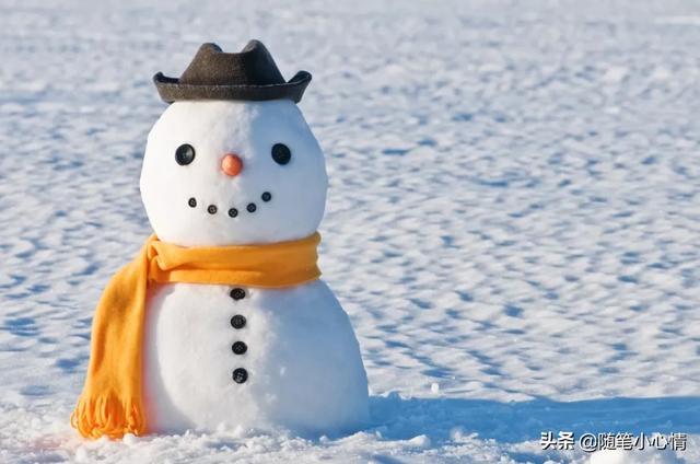 描写雪景的句子,70句冬天下雪的优美段落,给你的作文加分
