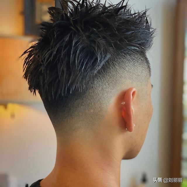 男头像图片,男发想帅别乱剪,两侧铲短,圆寸头,飞机头发型30款,喜欢吗