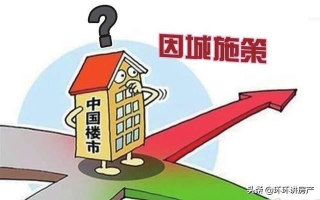 """楼市传来大消息,当前楼市,最容易忽视的""""2大信号"""",却传递了未来房地产的走向"""