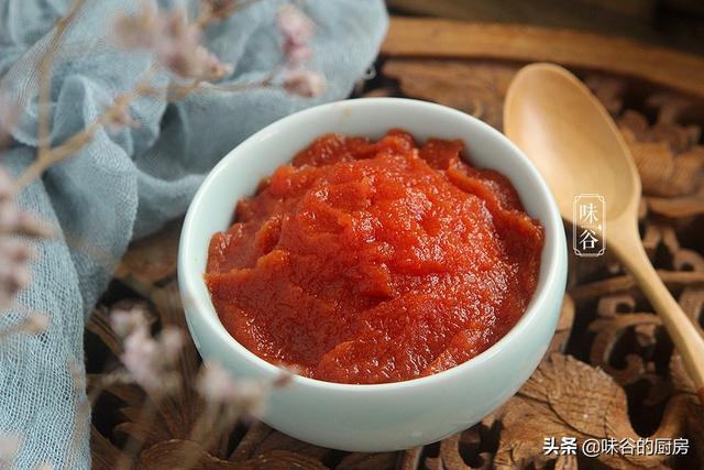 番茄酱怎么做,番茄酱不用出去买了,教你在家做,酸甜可口又营养,孩子超爱吃