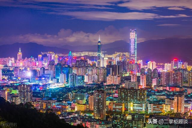 房子价格疯涨的新一线城市深圳市更深层次