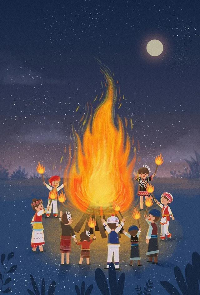 火把节是哪个民族的节日,节日将至,关于大理白族火把节你了解多少呢?