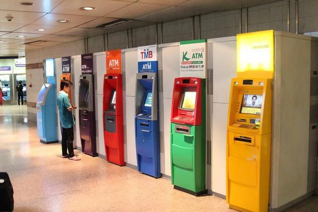 ATM机的时期光辉,逆风翻盘的机遇就好似90年代的服装