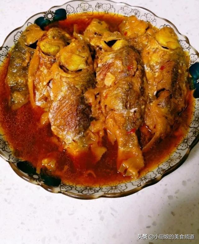 酥鱼的家常做法,四种酥鱼简单做法,学会这几种开店准能火!