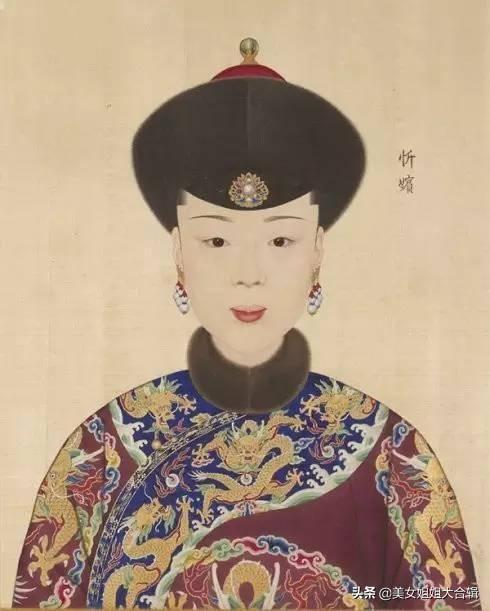 乾隆皇帝后妃子女简介,风流天子多情君——清高宗乾隆和他的41个女人