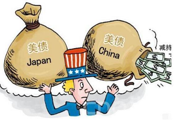 英国做为世界最大的债务国,全世界好几个我国都拥有美国国债