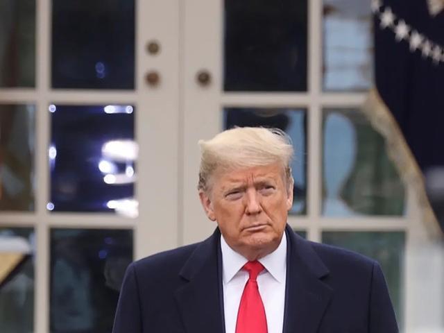"""特朗普抨击拜登阿富汗撤军时间表,称9月11日""""本该是纪念的日子"""" 全球新闻风头榜 第1张"""