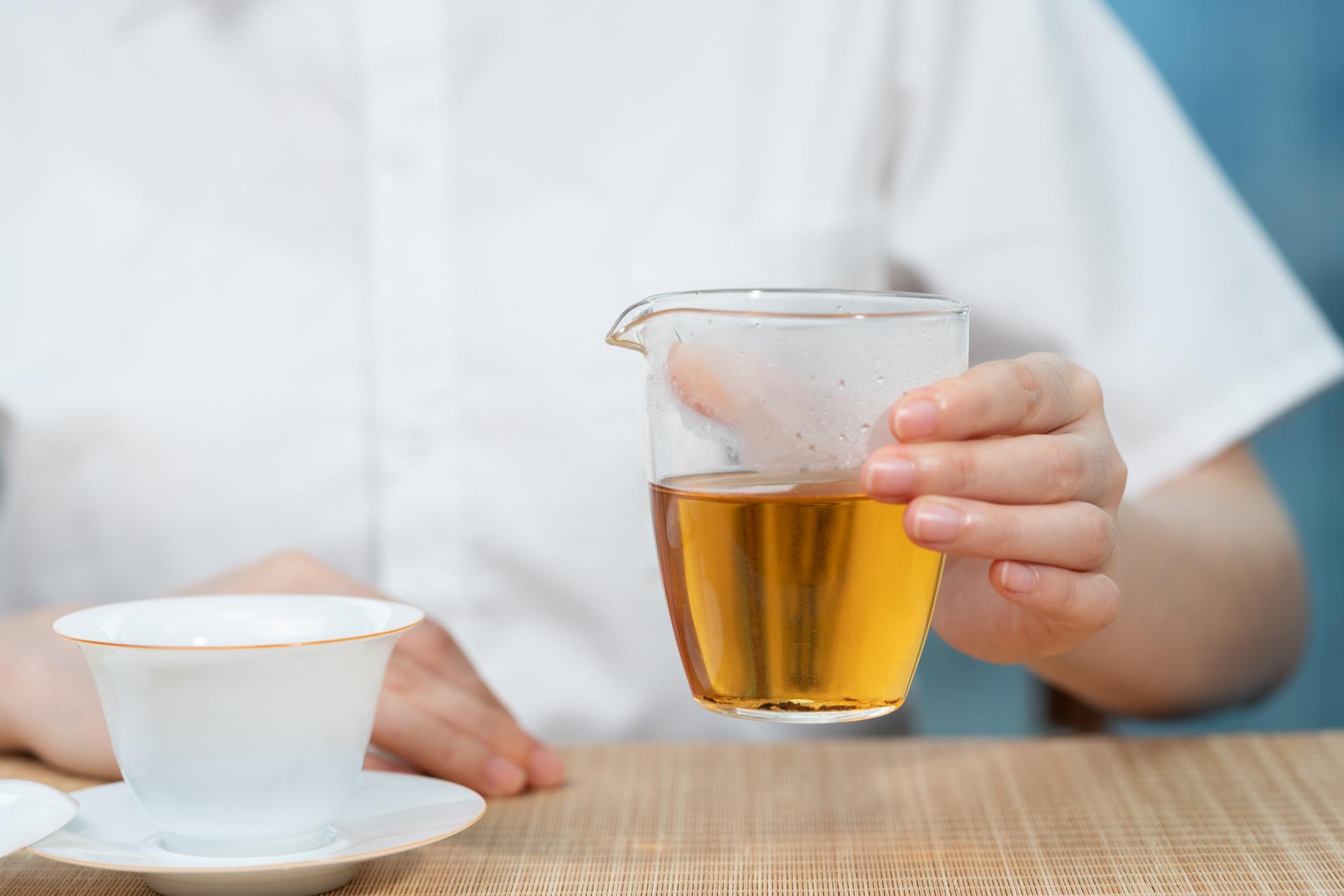 小喜年-最近火起来的陈皮白茶,究竟是什么?