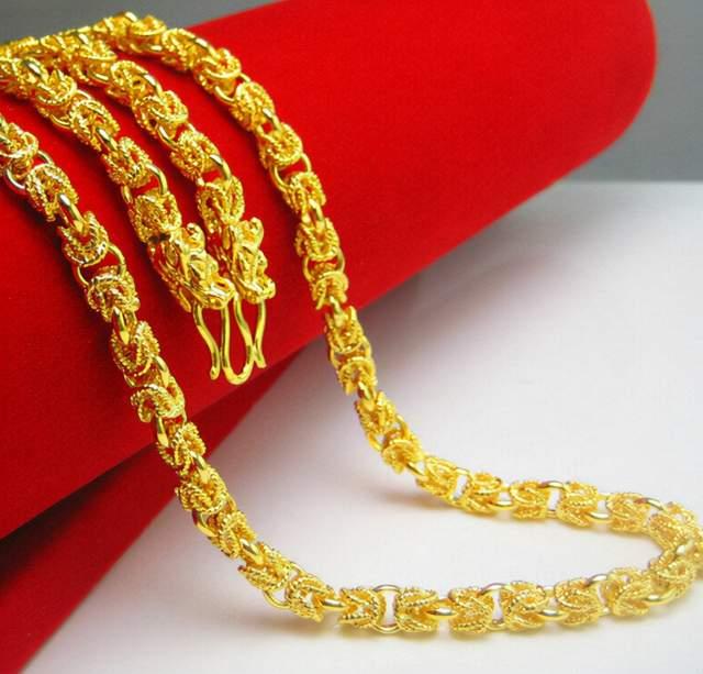 黄金项链断了怎么修?可以去哪里进行首饰维修?