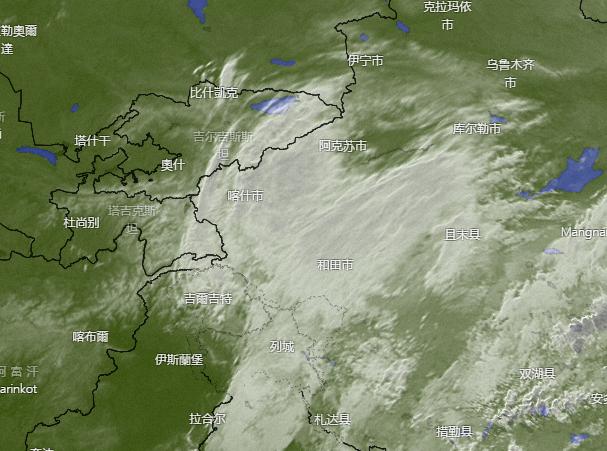 新疆沙漠倒下世纪暴雨,降雨量突破历史记录-第1张图片-IT新视野